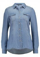 Vero Moda VMVERA  Camicia light blue