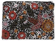 ONLY ONLAILEEN SEQUENCE FLOWER  Pochette black