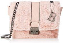 Bulaggi Oroco Crossbody - Borse a tracolla Donna, Pink (Alt Rosa), 14x06x22 cm (B x H T)