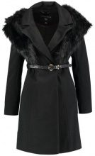Dorothy Perkins BELTED COAT Cappotto classico black