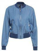 Benetton GIUBBINO Giacca di jeans denim