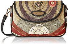 gattinoni Gacpu0000120, Borsa a Tracolla Donna, Multicolore (Classico), 5x17x27 cm (W x H x L)