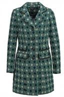 CARNABY PEGGY - Cappotto classico - winter green