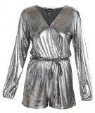 New Look METALLIC  Tuta jumpsuit silver