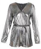 New Look METALLIC  Tuta jumpsuit silver