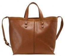 KIOMI Shopping bag cognac