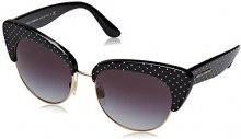 DOLCE & GABBANA POIS WHITE ON BLACK WITH GREYGRADIENT