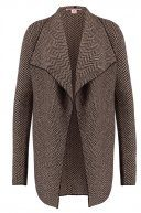 Anna Field Cardigan black/taupe
