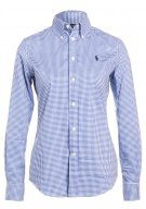 Polo Ralph Lauren KENDAL SLIM FIT Camicia blue ocean/white