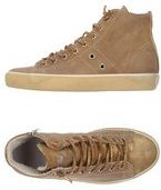 LEATHER CROWN - CALZATURE - Sneakers & Tennis shoes alte - on YOOX.com
