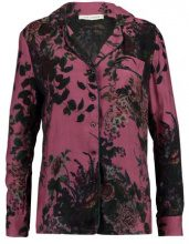 Sofie Schnoor Camicia wine red
