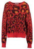 Gestuz GARCIA  Maglione red leopard