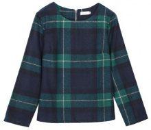 Completo pullover & minigonna a quadri 2 pz.