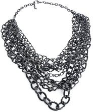 Esprit - Collana senza ciondolo, Metallo