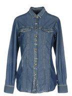 MANILA GRACE - JEANS - Camicie jeans - on YOOX.com