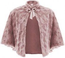Cache Coeur Sofia, Abbigliamento da Notte Premaman Donna, Pink (Petal), Taglia Unica