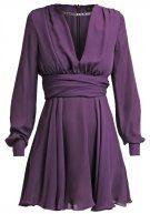 Vestito elegante - purple