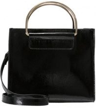Dorothy Perkins METAL HANDLE  Borsa a tracolla black