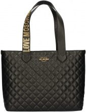 Borsette Love Moschino  JC4014PP14 SHOPPER Donna NERO