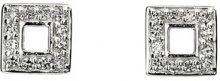 Bijoux pour tous - Orecchini, Argento Sterling 925, Donna