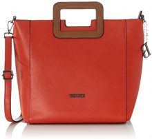 Bulaggi Redon Shopper - cartella Donna, Orange (Burnt Orange), 29x12x29 cm (B x H T)