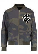 Rocawear Giubbotto Bomber olive