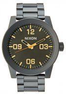 Nixon CORPORAL Orologio black