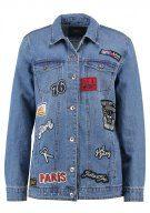 ONLY ONLEVA Giacca di jeans light blue denim