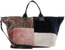 Cosmoparis Shopping bag marine/multi