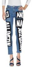 LOVE MOSCHINO - JEANS - Pantaloni jeans - on YOOX.com