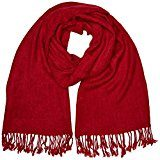 Compañia Fantastica Punkgin Scarf, Sciarpa Donna, Rouge (Red), Medium