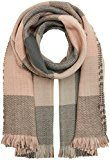 ONLY Onlofaith Doublesided Check Scarf Noos, Sciarpa Donna, Multicolore (Iron Gate Checks:Ash / Mahogany), Taglia Unica