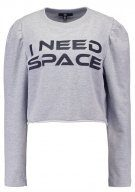 Missguided I NEED SPACE  Felpa grey