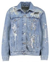 Topshop Giacca di jeans blue