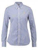 HARPER - Camicia - blue/white
