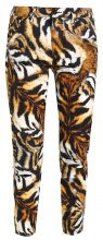 GStar PHARRELL WILLIAMS ELWOOD X25 3D BOYFRIEND Pantaloni white/roast/black ao
