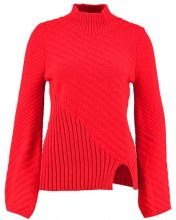 Topshop FUNNEL  Maglione red