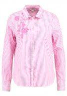 Springfield CAMISA BORDADO FLOR Maglietta a manica lunga pink