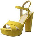 La Strada906603 - Scarpe con Tacco Donna , giallo (Gelb (Yellow)), 39 EU