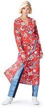 Find Abito Lungo Stile Kimono Donna , Multicolore (Multicoloured Mpr 301), 42 (Taglia Produttore: Small)