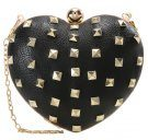 ONLY ONLLEX HEART BOX Pochette black