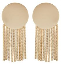 Topshop DISC Orecchini goldcoloured