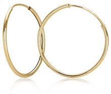 Bijoux pour tous Donna  9 carati  Oro giallo      FINEEARRING
