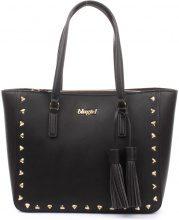 Borsa Shopping Blugirl  819005 Shopping Donna Nero
