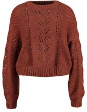 New Look Maglione rust