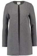 Vila VINAJA NEW LONG Cappotto corto medium grey melange