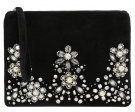 New Look JACQUARD EMBELLISHED             Pochette black