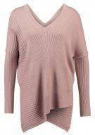AllSaints KELD OLIVO V NECK Maglione pink