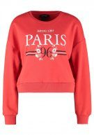 New Look PARIS SLOGAN Felpa bright red