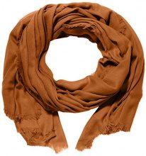 Codello - CL860001, Sciarpa da donna, marrone (braun  (brown 04)), Taglia unica